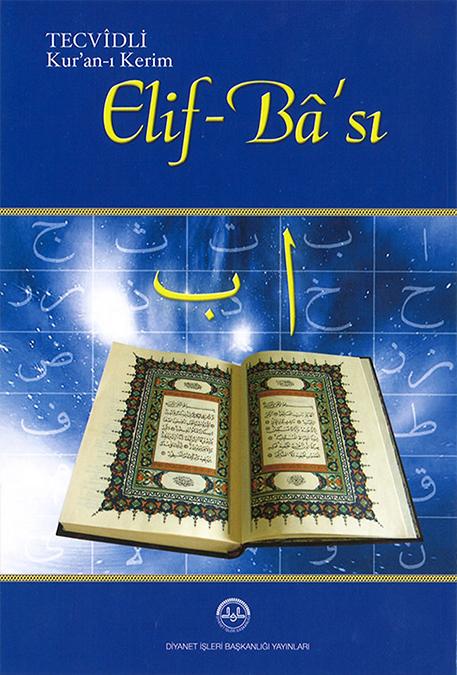 Tecvidli Kuran-ı Kerim Elif Ba sı
