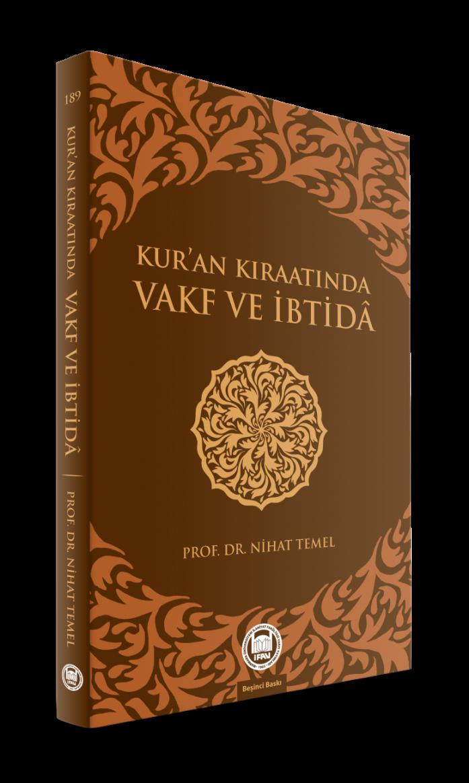Kur'an  Kıraatında Vakf ve İbtida