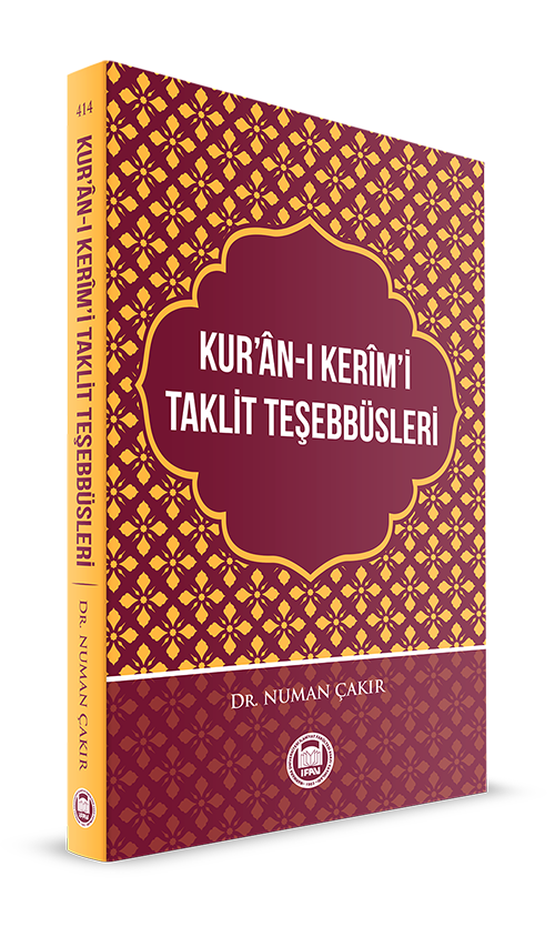 Kur'ân-ı Kerîm'i Taklit Teşebbüsleri